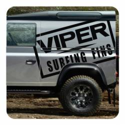 Pegatina VIPER. Pegatinas surferas.