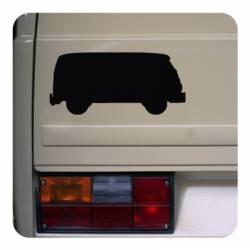 Pegatina T1. Pegatinas para Camper y Autocaravana