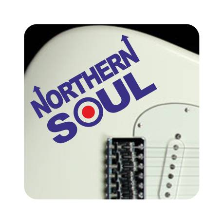 Autocollant northern soul