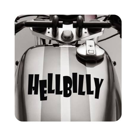 Autocollant hellbilly