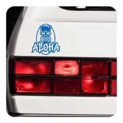 Autocollant Aloha