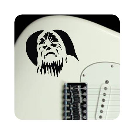Adesivo Chewbacca