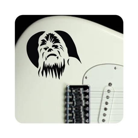 Autocollant Chewbacca