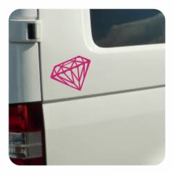 Sticker diamante