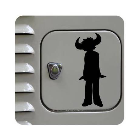 JAMIROQUAI Sticker