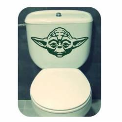 Adesivo Yoda