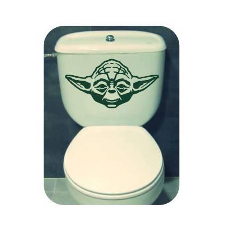 Yoda Aufkleber