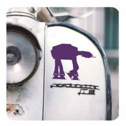 AT-AT Sticker