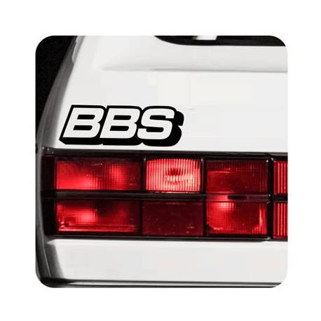 Adesivo BBS
