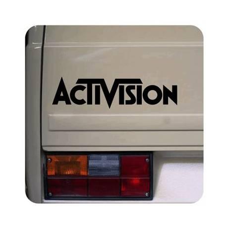 Autocollant Activision