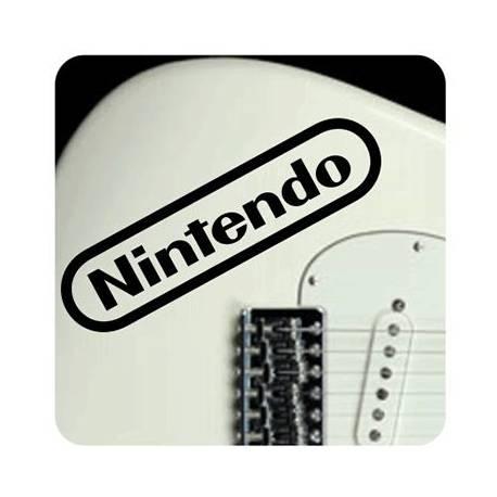 Nintendo Aufkleber