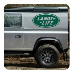 Landy Life Sticker
