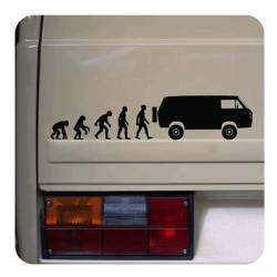 Evolucion Syncro Panel Sticker