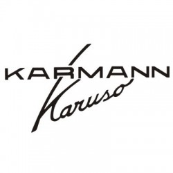 Sticker Karmann Karuso