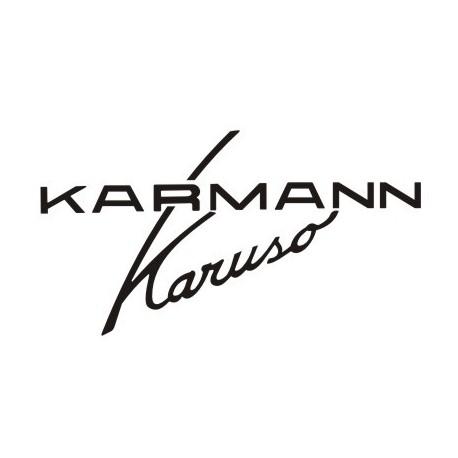 Sticker Karmann Karuso