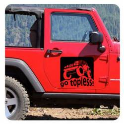 Go Topless - Jeep