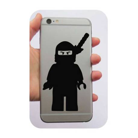 Ninja Lego Sticker