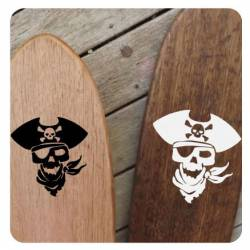 Pirata Sticker