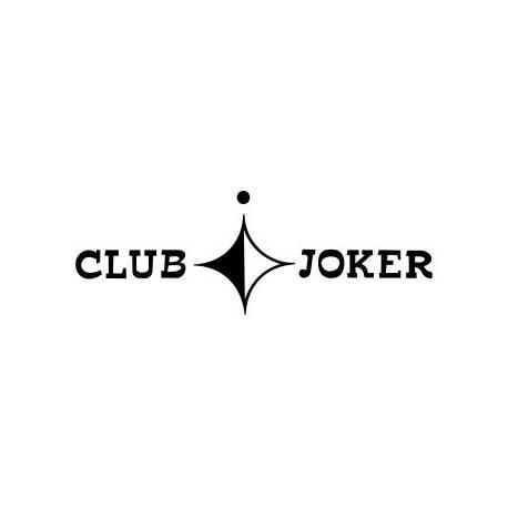 Sticker logo joker
