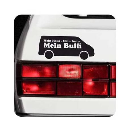 MEIN BULLI Sticker