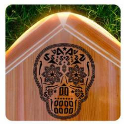 Calavera Mexicana Sticker