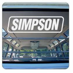 Adesivo SIMPSON