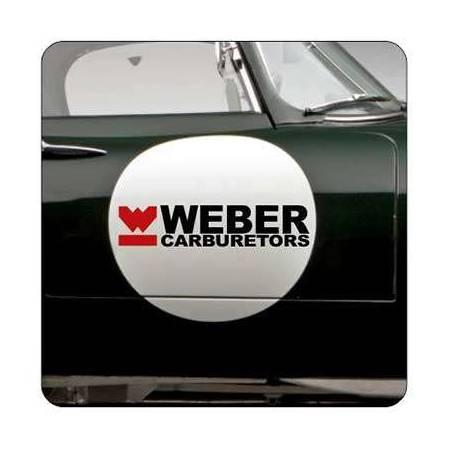 WEBER Sticker