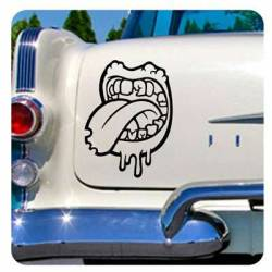 BOCA RAT FINK Sticker