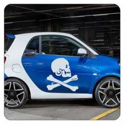 CALAVERA PIRATA Sticker