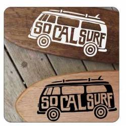 SOCAL SURF Sticker