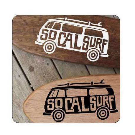 Autocollant SOCAL SURF