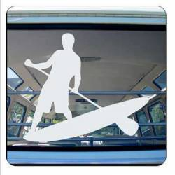 SUP PADDLE SURF Sticker