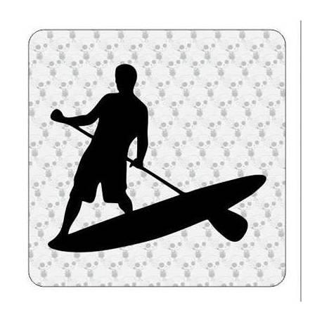 f19c5136b Pegatina SUP PADDLE SURF. Vinilo de alta calidad