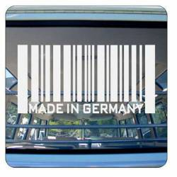 MADE IN GERMANY Aufkleber