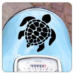 TORTUGA Sticker