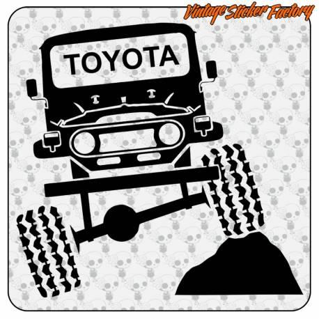 NUEVO Toyota Crawler