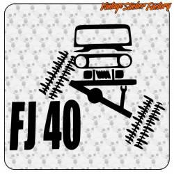 NUEVO FJ40 Crawler