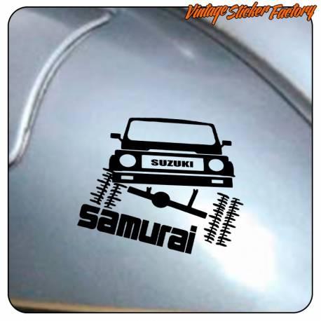 NUEVO Suzuki Santana Crawler