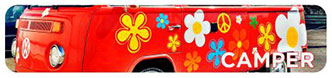 Camper Stickers