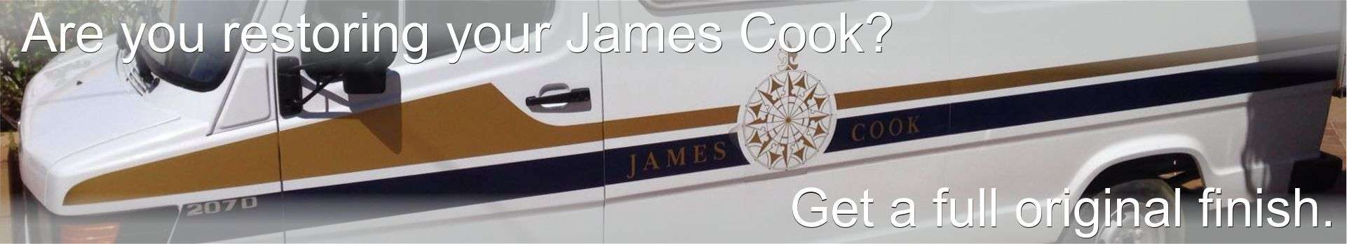 James Cook Kit